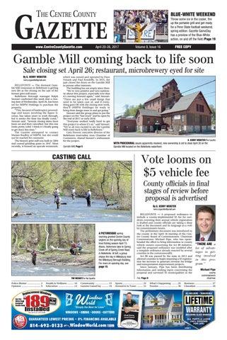 Centre County Gazette 5c47efbee8