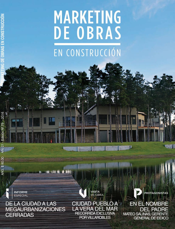 Revista Marketing De Obras En Construcci N Edici N 79 By  # Mateo Muebles Cutral Co