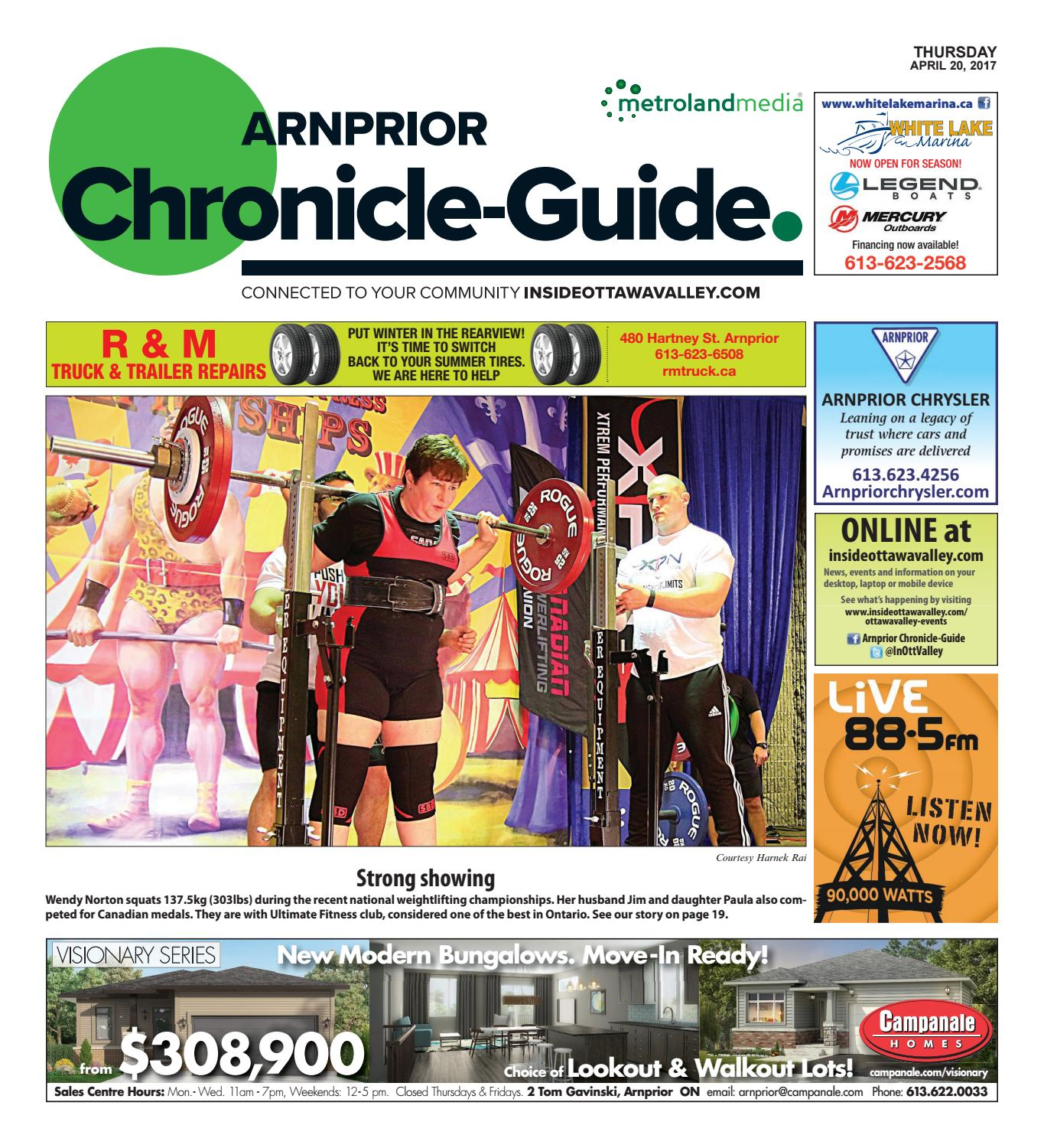 Arnprior042017 by metroland east arnprior chronicle guide issuu fandeluxe Images