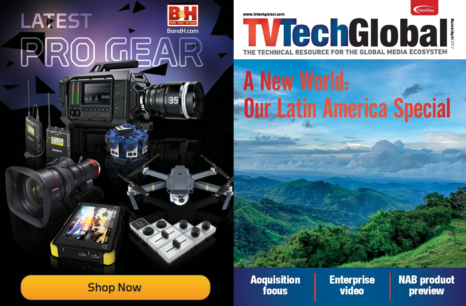 TV Tech Global March/April 2017 by Future PLC - issuu