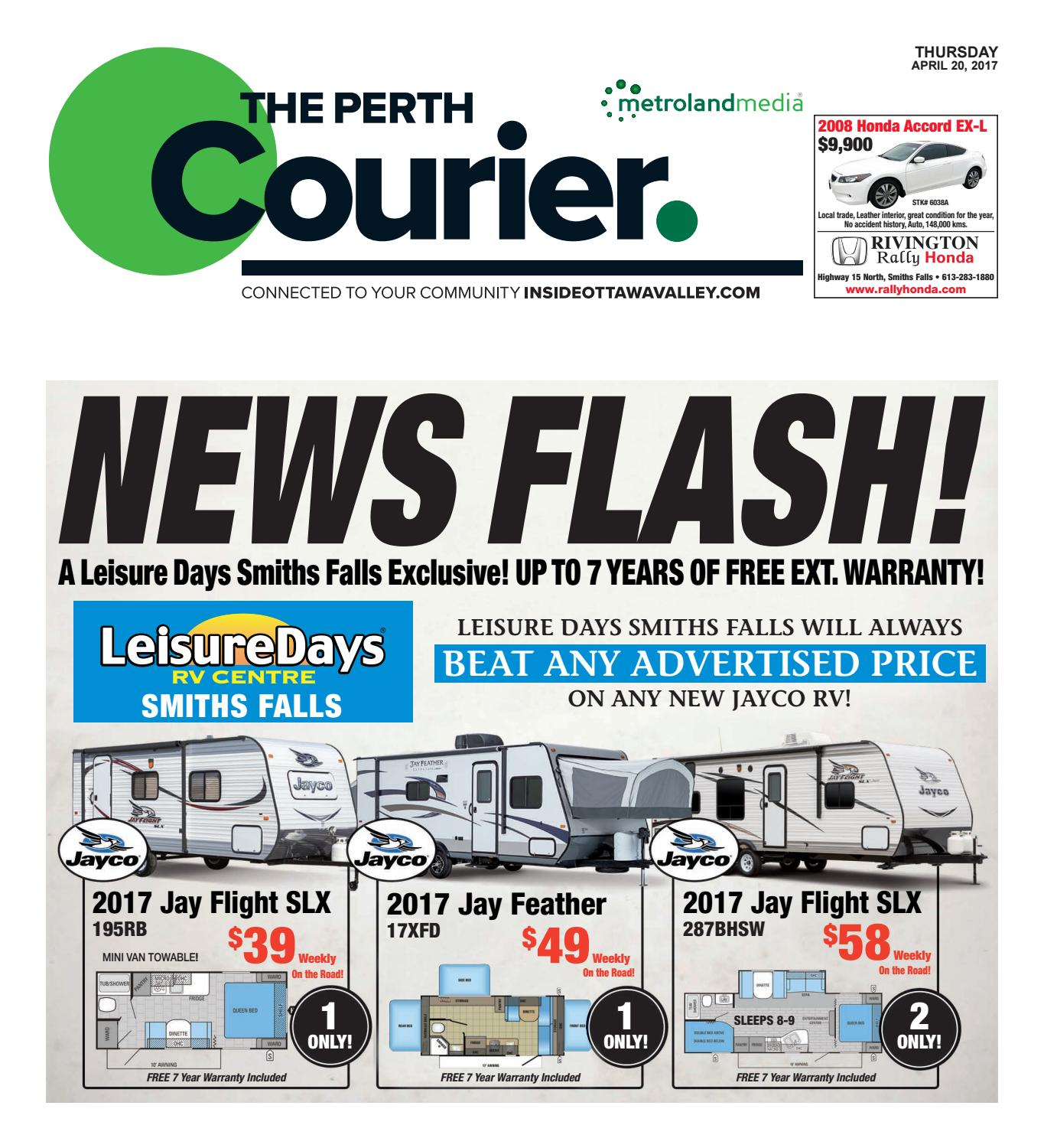 Perth042017 by metroland east the perth courier issuu fandeluxe Gallery