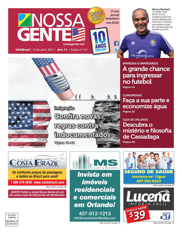 ae2b536537 Nossa Gente 121 by Nossa Gente - issuu