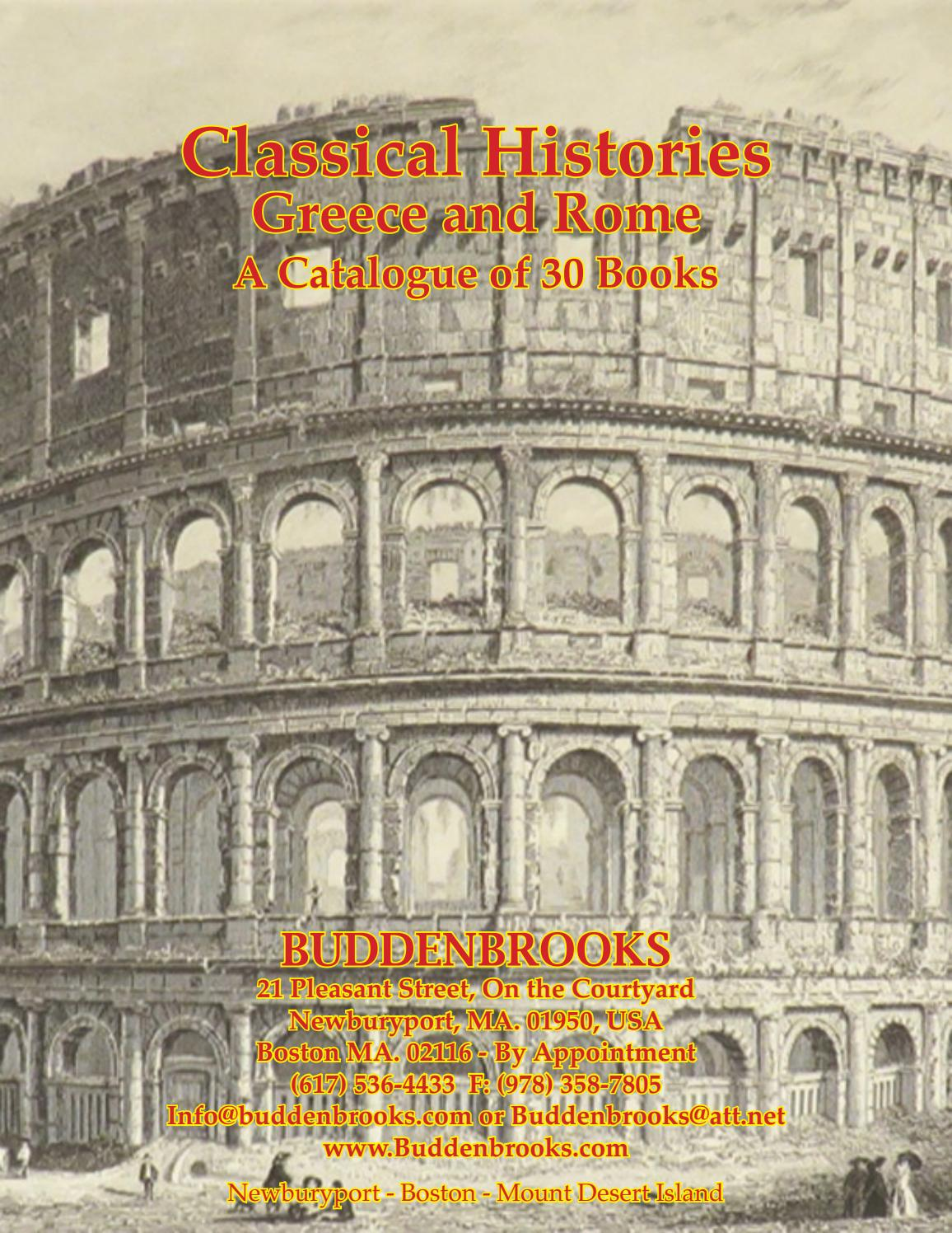 ccot classical greece and rome