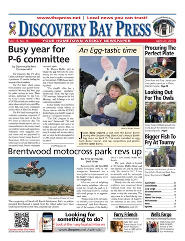 e143c2afd4a Discovery Bay Press 4.21.17 by Brentwood Press   Publishing - issuu