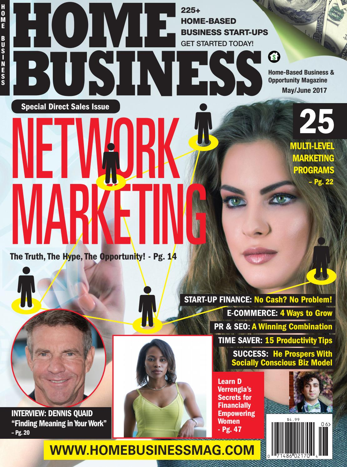 home business magazine issuu may june 2017 home business