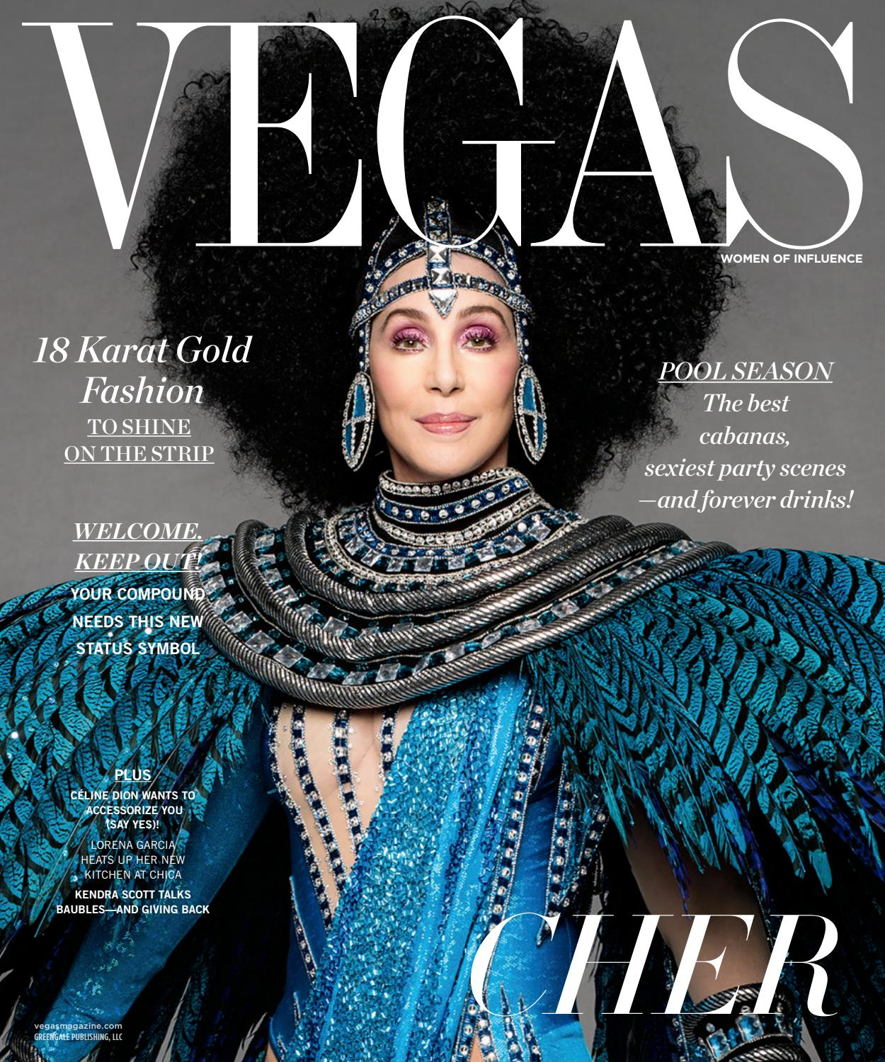 c7962eb7270d Vegas - 2017 - Issue 2 - Late Spring - Cher by MODERN LUXURY - issuu