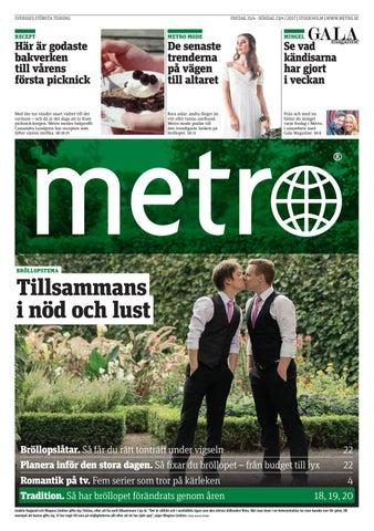 premium selection 2ef14 80bc4 20170421 se stockholm by Metro Sweden - issuu