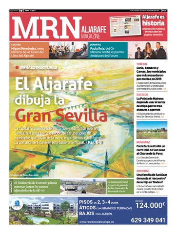 Mrn 20 By Mrn Aljarafe Magazine Issuu