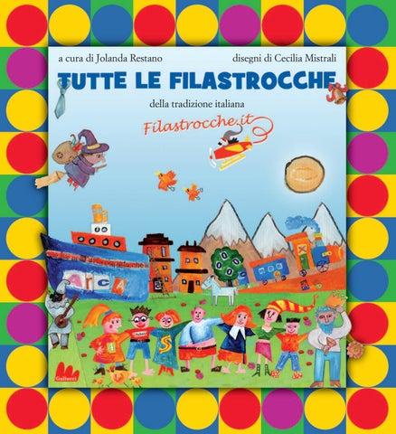 Tutte Le Filastrocche By Carlo Gallucci Editore Srl Issuu