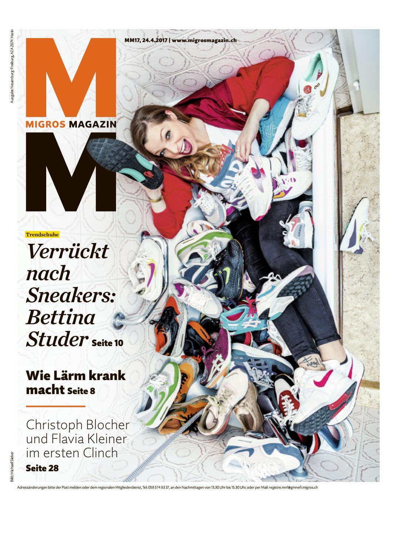 Migros magazin 17 2017 d ne by Migros Genossenschafts Bund