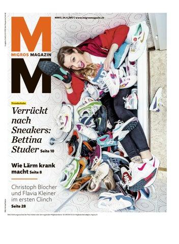 Migros magazin 17 2017 d zh by Migros Genossenschafts Bund