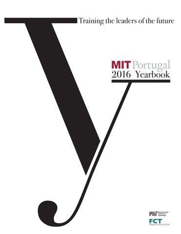 b21665c4f5c MIT Portugal Yearbook 2016 by MIT Portugal Program - issuu