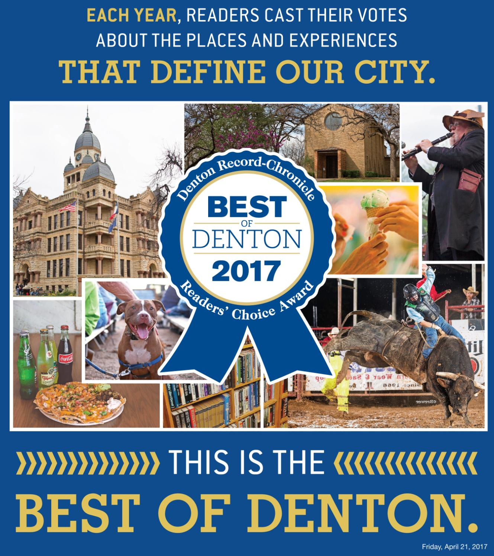 Best of Denton 2017 by Larry McBride issuu
