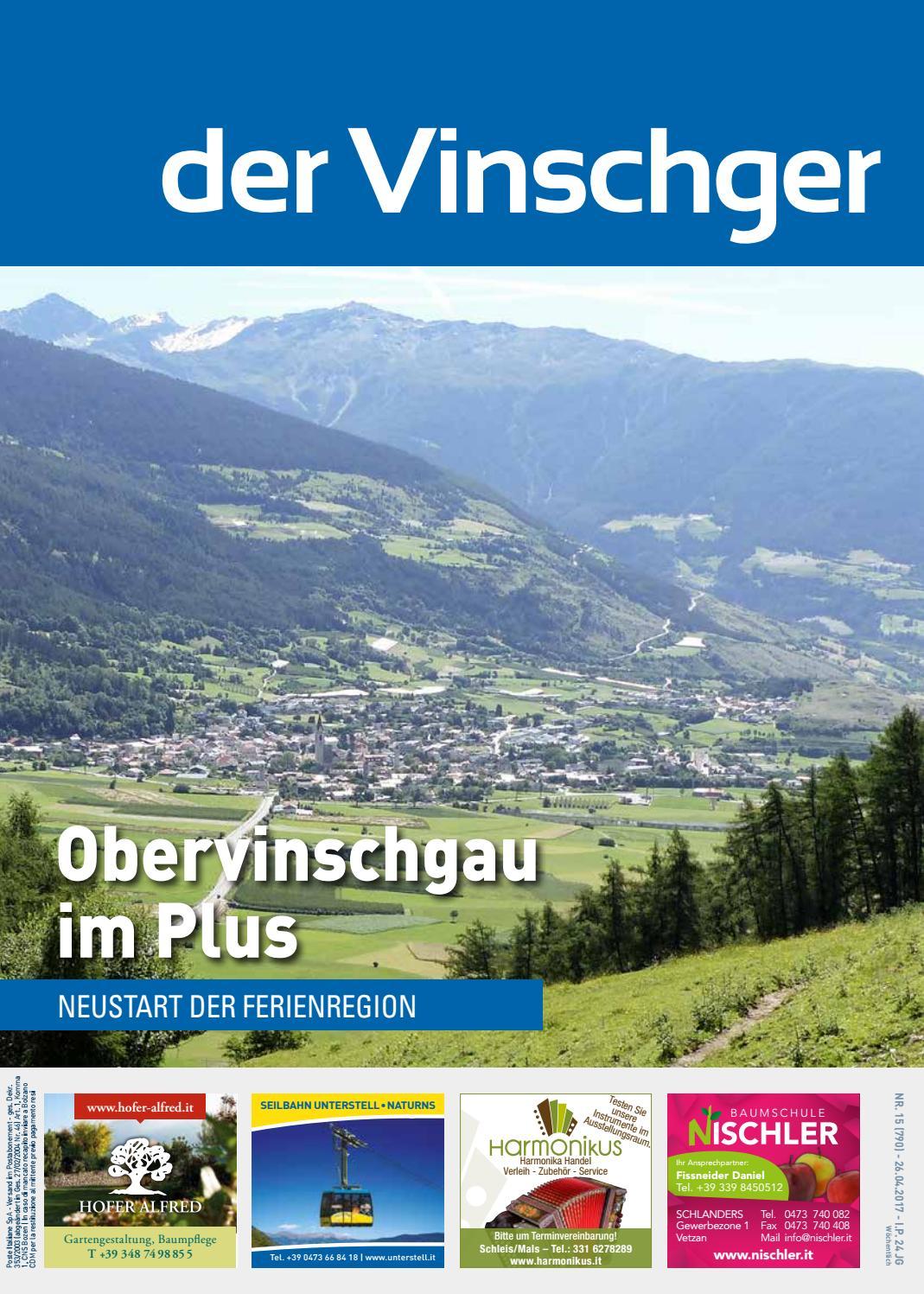 Obervinschgau Im Plus By Pilolycom Gmbh Issuu