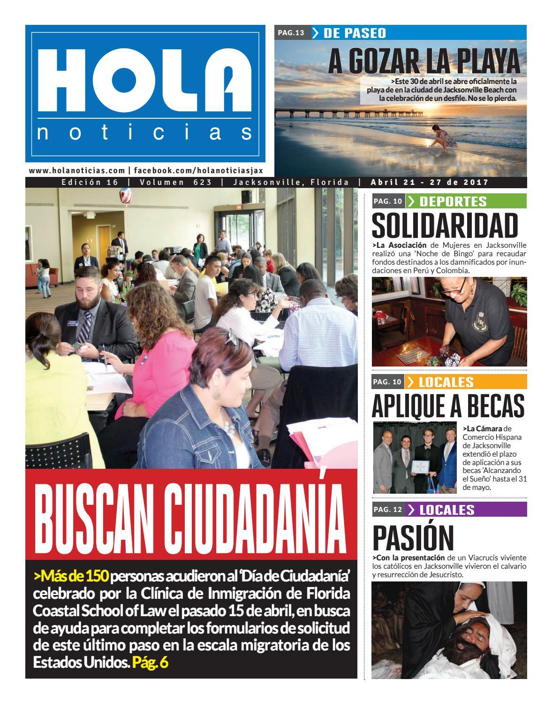 Buscan Ciudadanía by Hola News - issuu
