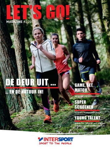 huge selection of d1f9c 71d5f Intersport Magazine Let s Go
