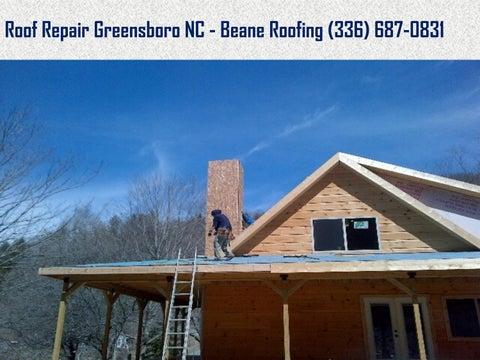 Roof Repair Greensboro NC   Beane Roofing (336) 687 0831