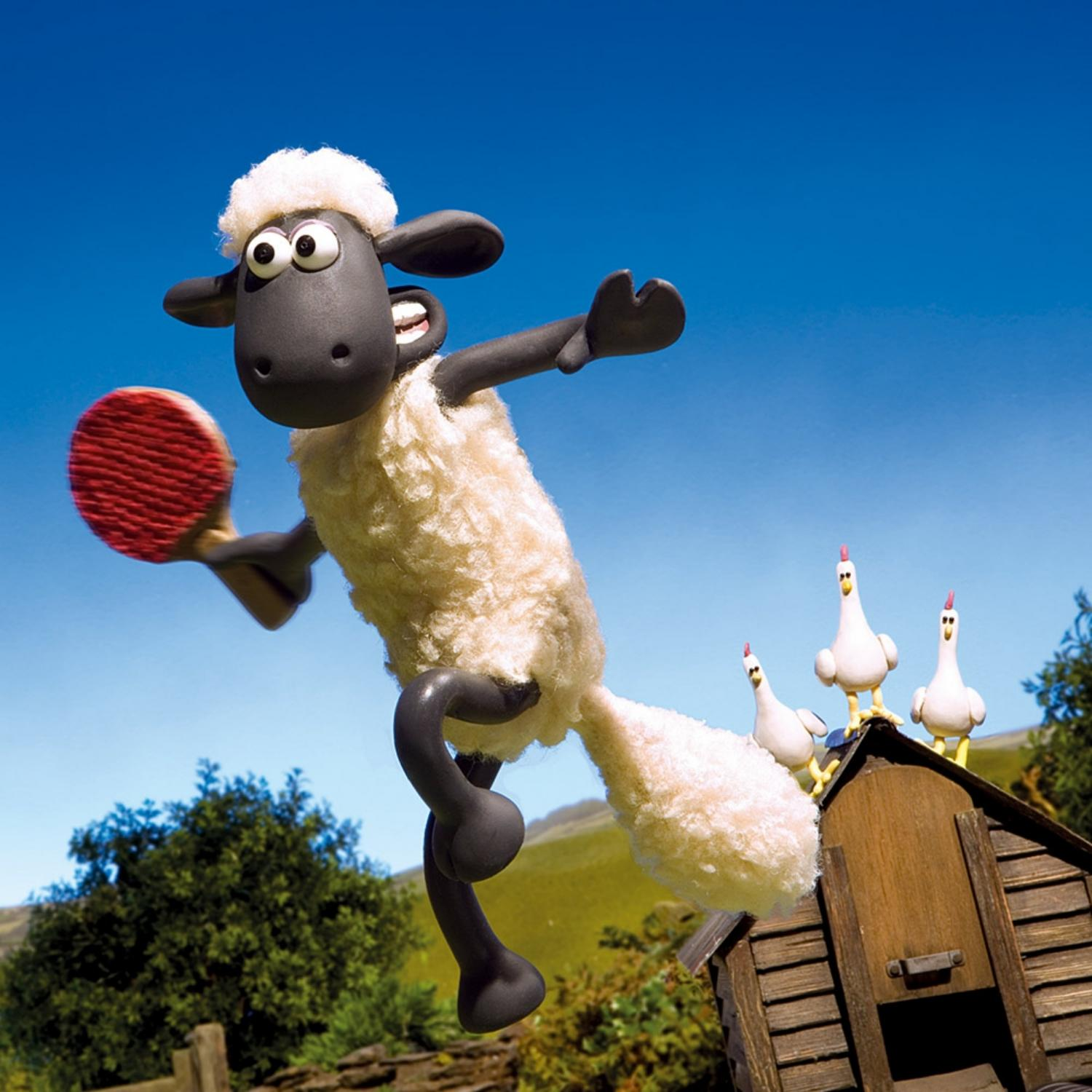 shaun sheep jump rope - 700×800