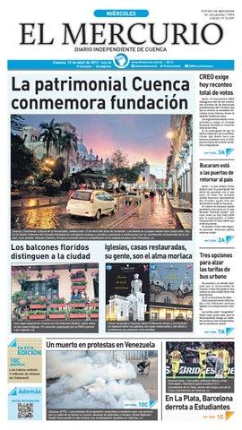 Suplemento 12-04-2017 by Diario El Mercurio Cuenca - issuu bdde38e5fad