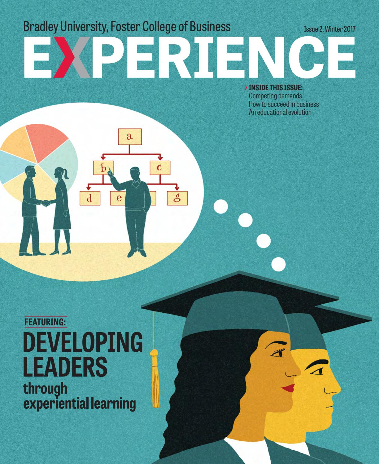 Experience Magazine by Bradley University - issuu