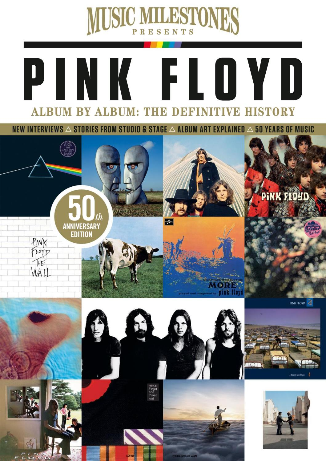Music milestones pink floyd 50th anniversary edition 2017 by Miguel Minaya  Isla - issuu f21e5cd86