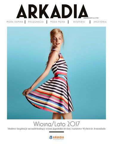 d22918965fb2e4 ARKADIA wiosna 2017 by POLA Design - issuu