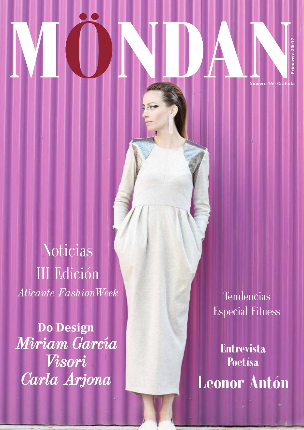 Mondan 16 primavera 2017 by Möndan Moda - issuu