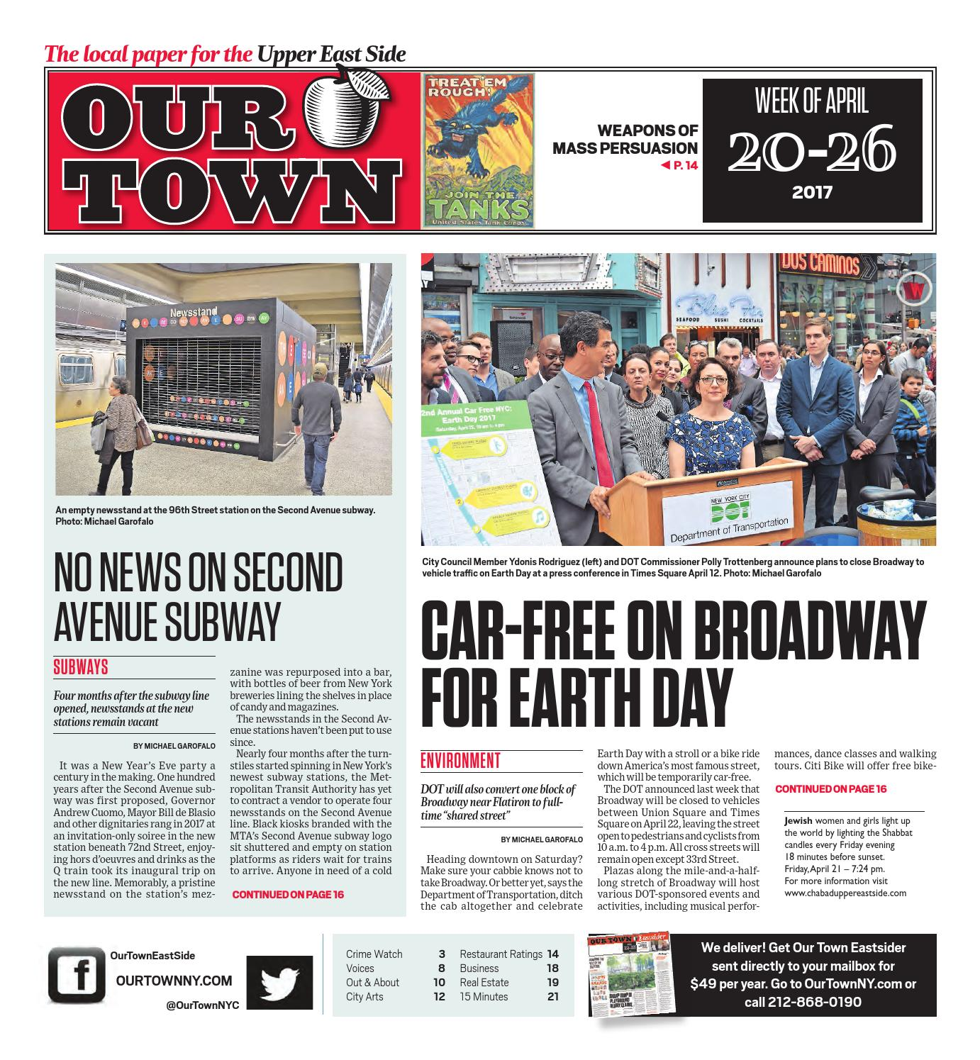 Our Town - April 20, 2017 by Our Town - issuu
