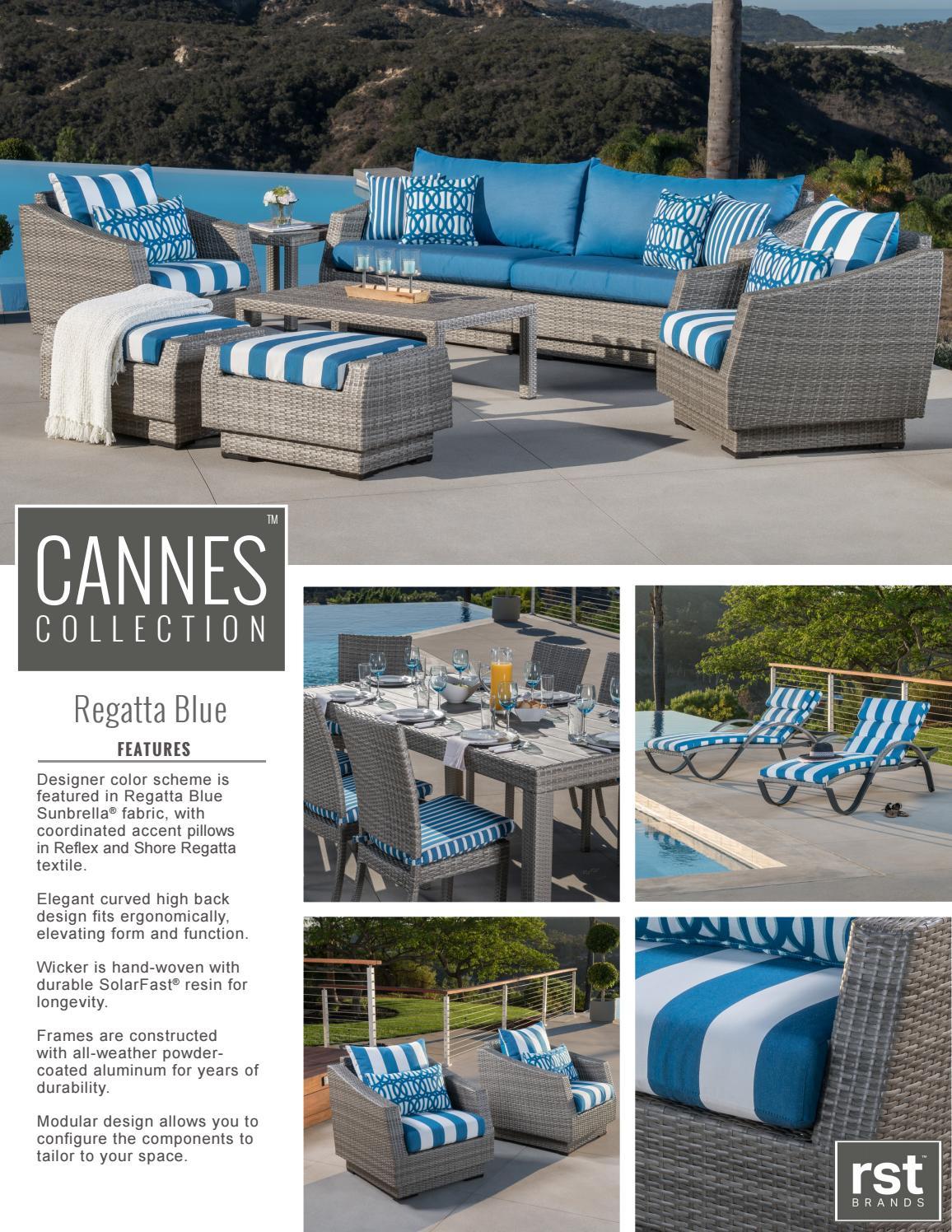 Cannes Regatta Sellsheet By Rst Brands Issuu