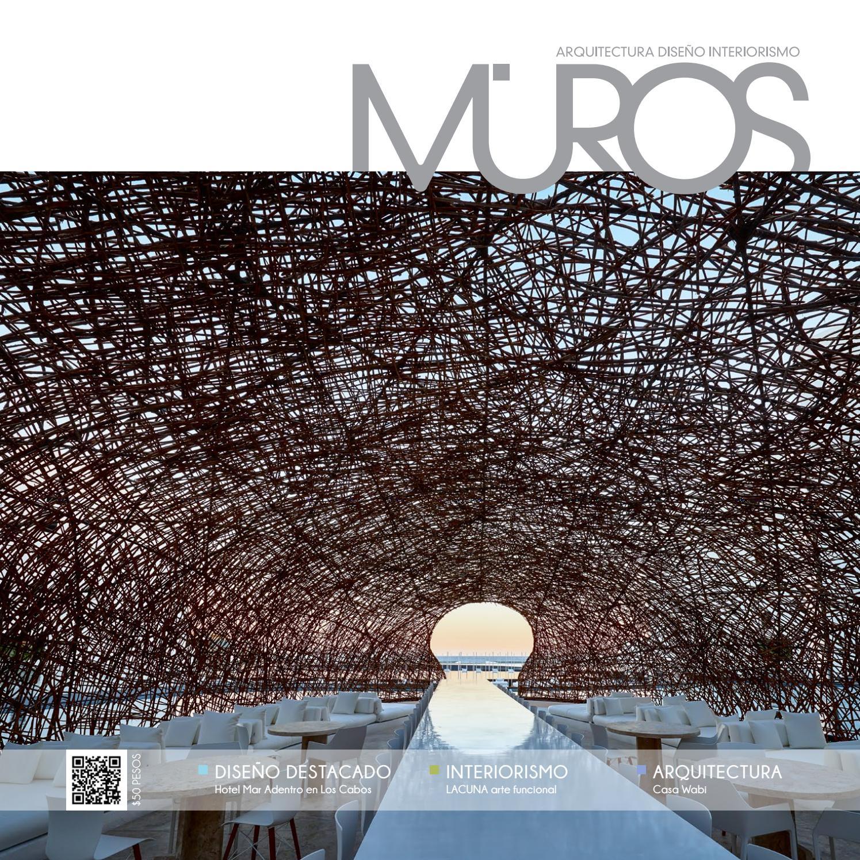 Edici n 28 revista muros arquitectura dise o Arte arquitectura y diseno definicion