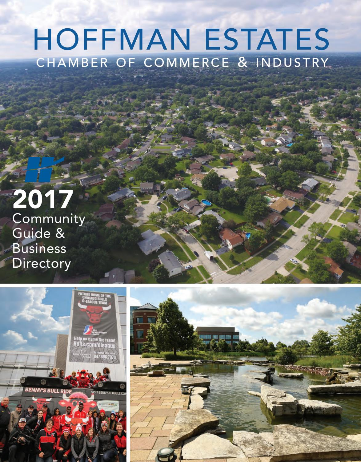Hoffman Estates Il Community Guide 2017 By Town Square