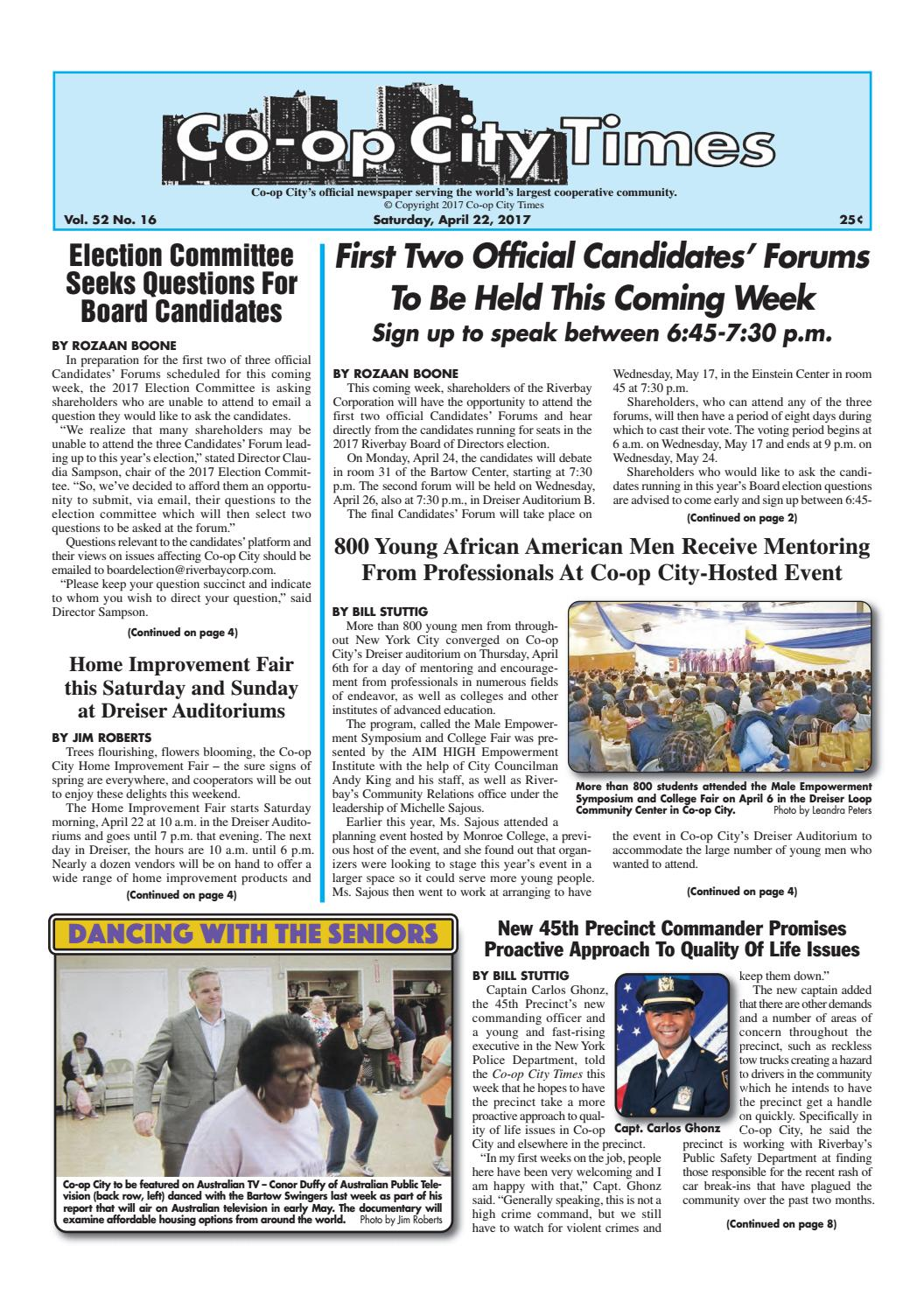 Co-op City Times 04/22/17 by Co-op City Times - issuu