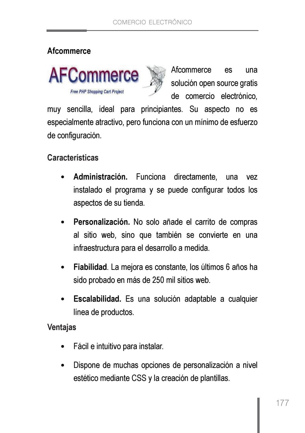 eBook Comercio Electrónico by Editorial Universidad Técnica del ...