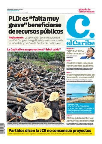 elCaribe by Multimedios del Caribe - issuu b4039fa3962e