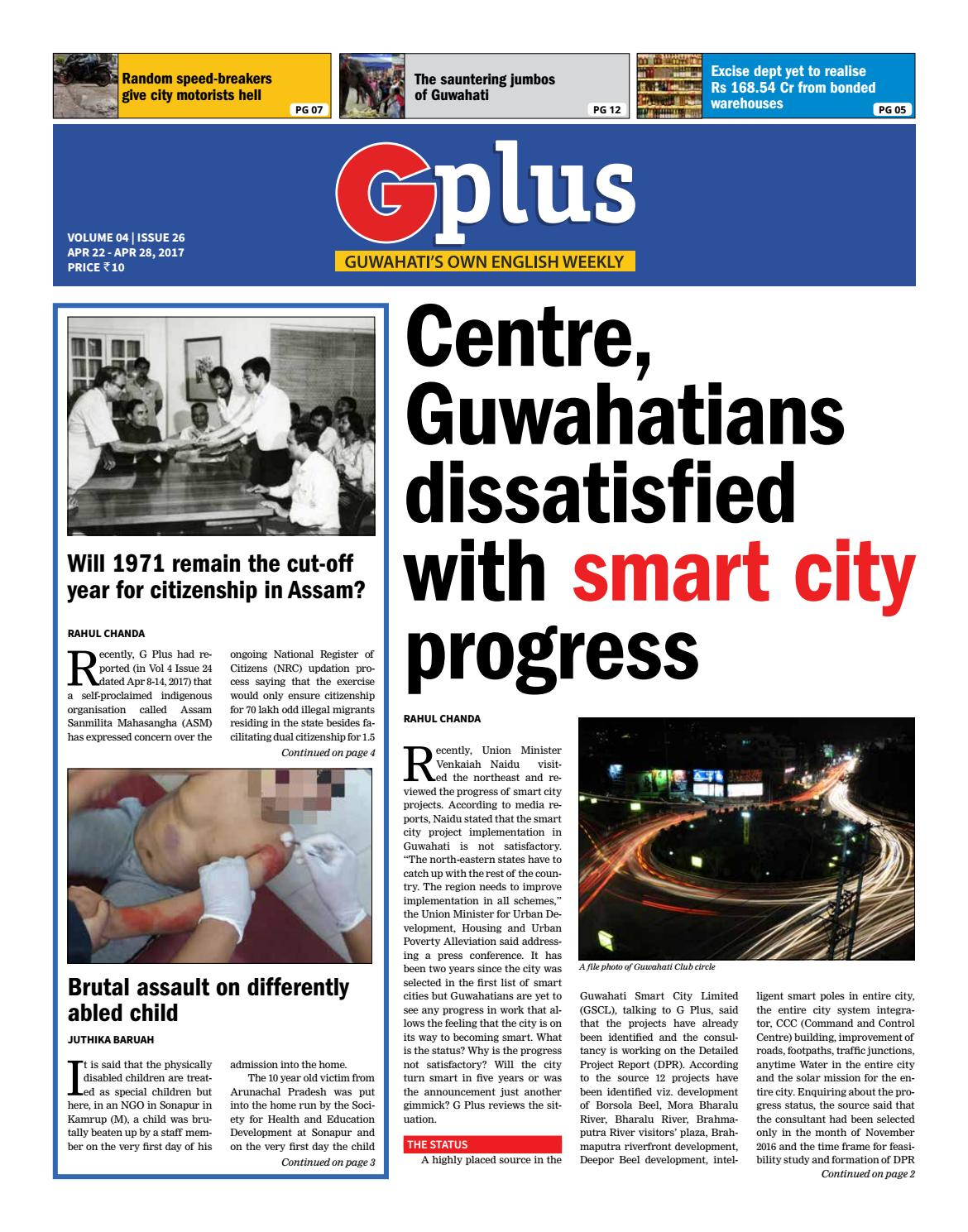Vol 4 Issue 26 by G Plus - issuu
