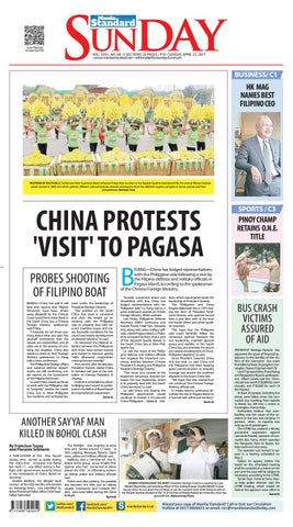 Manila standard 2017 april 23 sunday by manila standard issuu page 1 stopboris Image collections