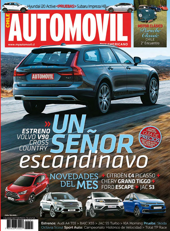 Revista Automóvil Panamericano Edición Chilena Nº91 (Abril 2017) by ...