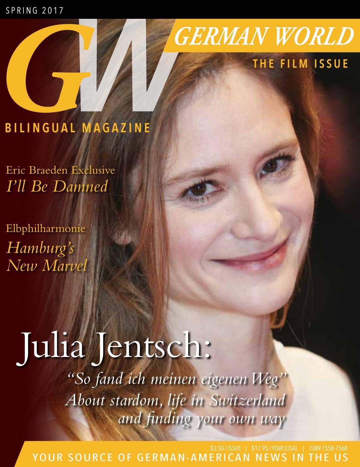 German World Magazine / Spring 2017 by German World Magazine - issuu