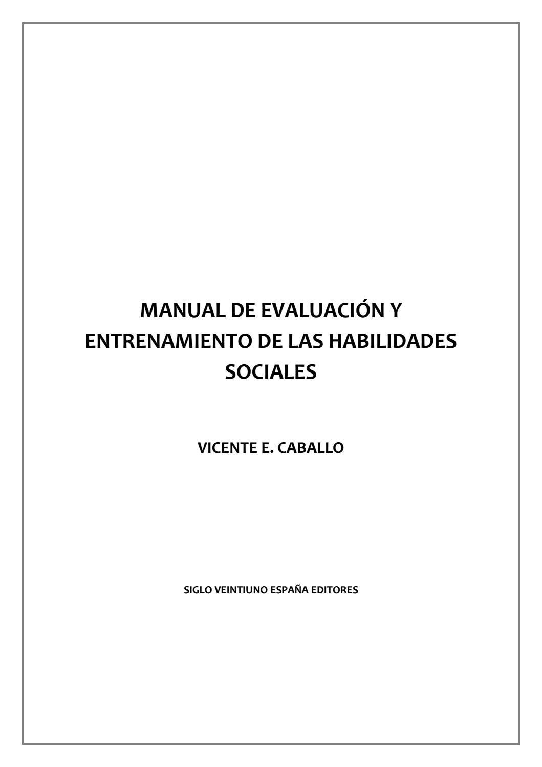 240975528 caballo manual de eval y entrenamiento en hhss caballo by ...