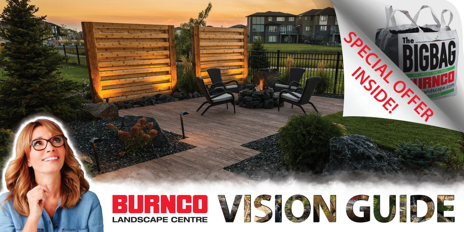 BURNCO Landscape Centres NEW Vision Guide! Langley & Surrey by