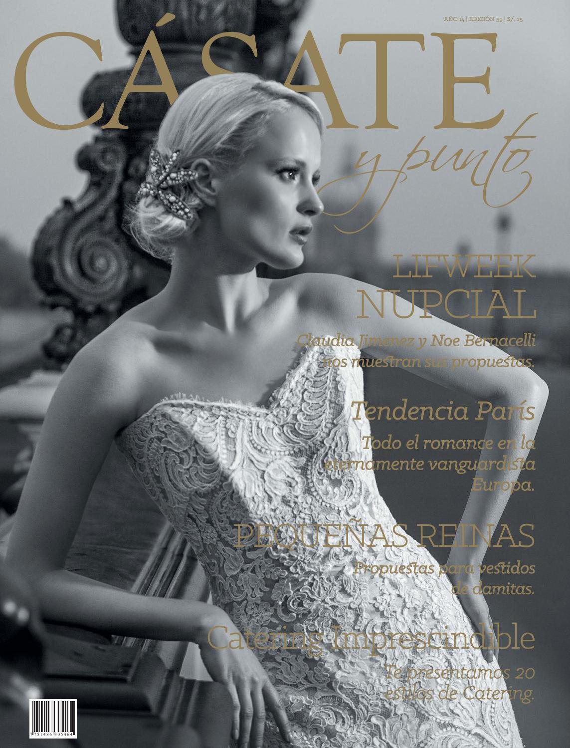 c14918ea1 Edición 59 by Casate y Punto - issuu