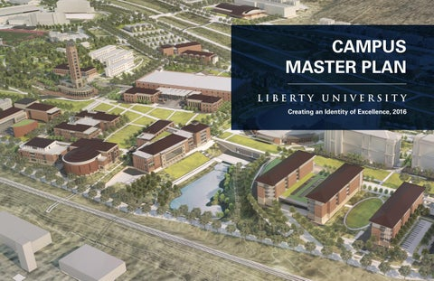 liberty university campus master plan by vmdo architects issuuCoffee Table Book Design Layout Riparian Plaza Project.jpg #21