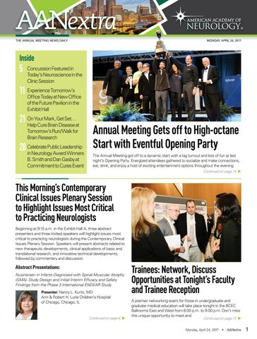 a26ab745517f 2017 AAN Annual Meeting Science Program by American Academy of Neurology -  issuu