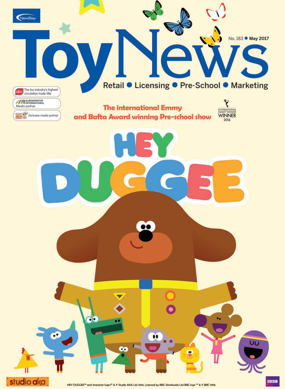 Toy News 183 May 2017 By Future Plc Issuu