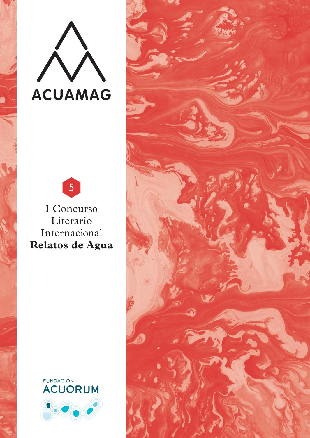 AcuaMag 5 by Fundación Acuorum - issuu