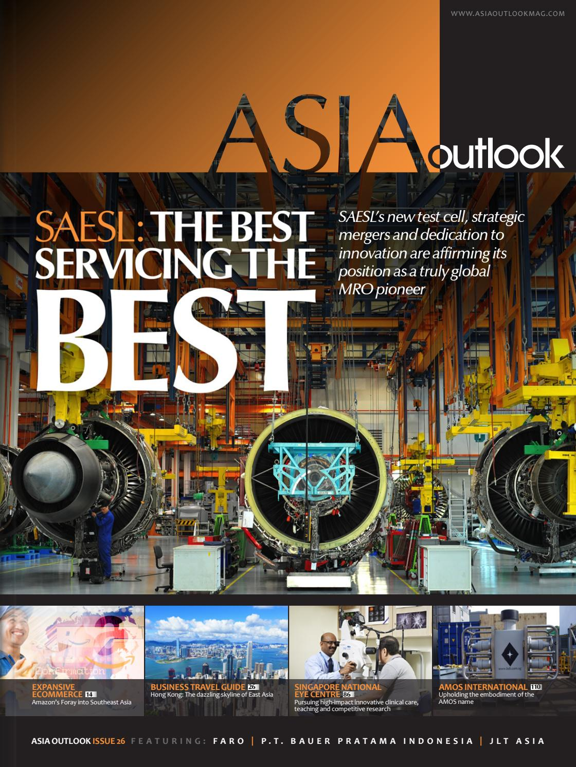 Asia Outlook - Issue 26 by Outlook Publishing - issuu