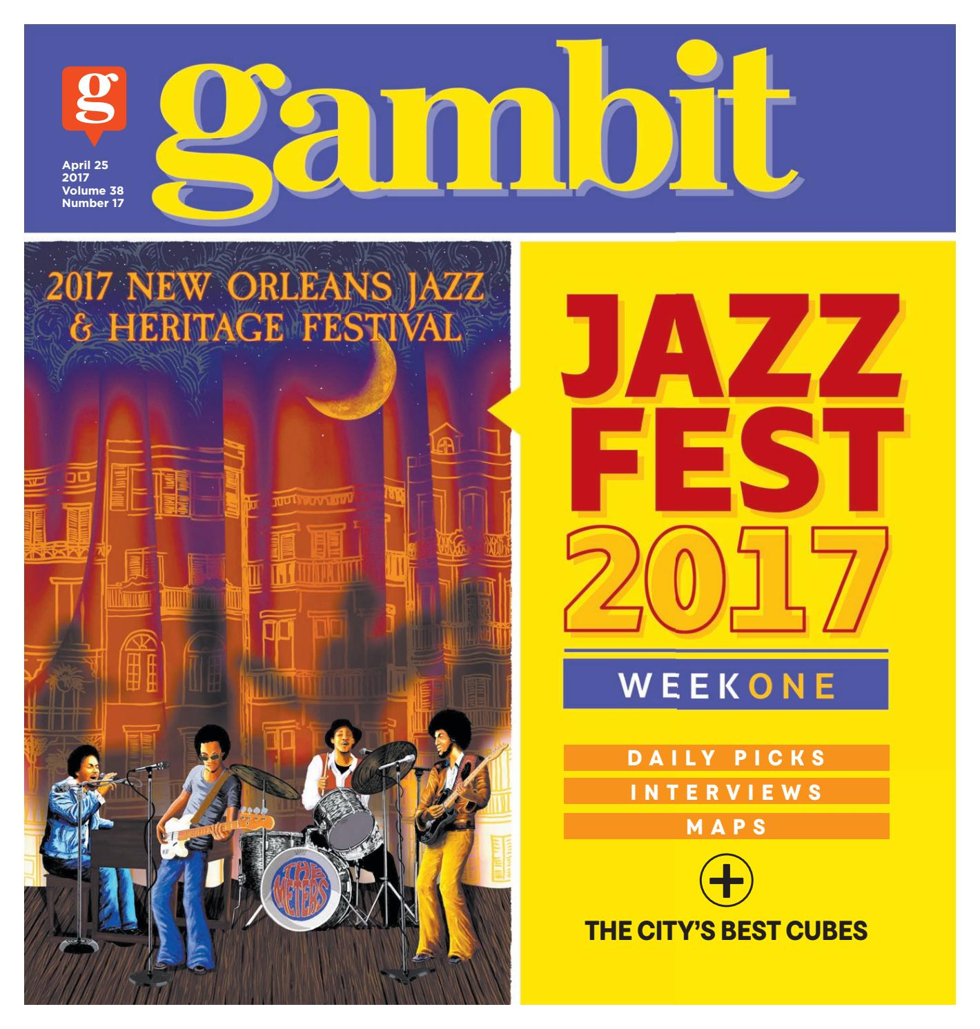 Gambit New Orleans April 25 2017 By Issuu Vw Beetle 1200 Wiring Diagram 1958 8211 1959