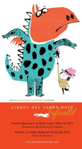 Catálogo infantil primavera 2017 by Libros del Zorro Rojo - issuu