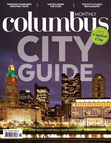 Page 1 & Columbus Monthly: 2017 City Guide by The Columbus Dispatch - issuu