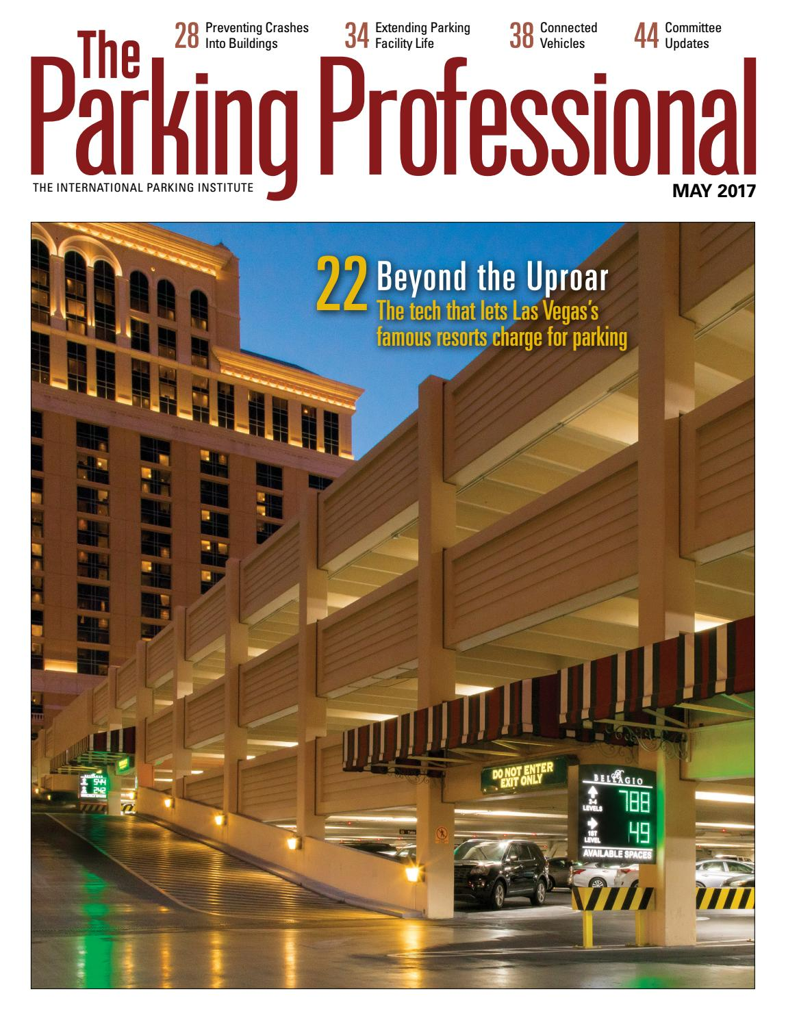 The Parking Professional May 2017 by International Parking Institute ...